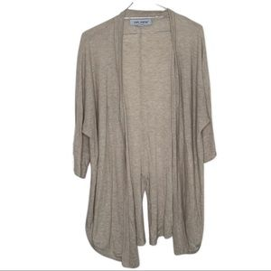 Pure Energy | Plus size | Open front cardigan 1X